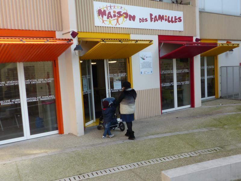 Maison Des Familles Ville De Gentilly